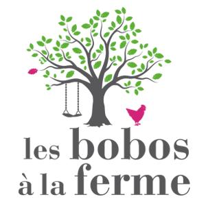 Logo Les bobos à la ferme, le laboratoire de répit