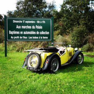 Touquet-Paris-Plage, Les bobos à la ferme, TAC Touquet automobiles de collection