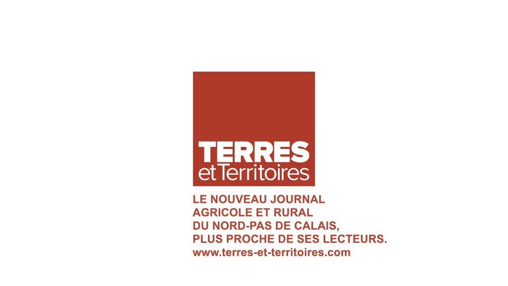 Terres et territoires le nouveau journal agricole et rural du nord pas de calais