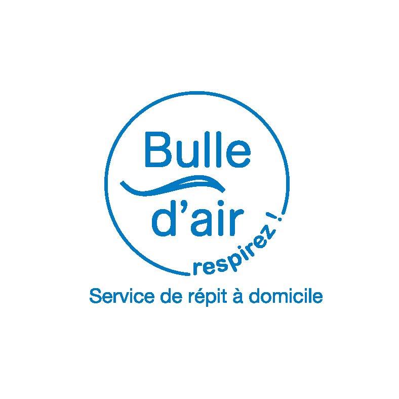 logo Bulle air bleu 2017 quadri vect