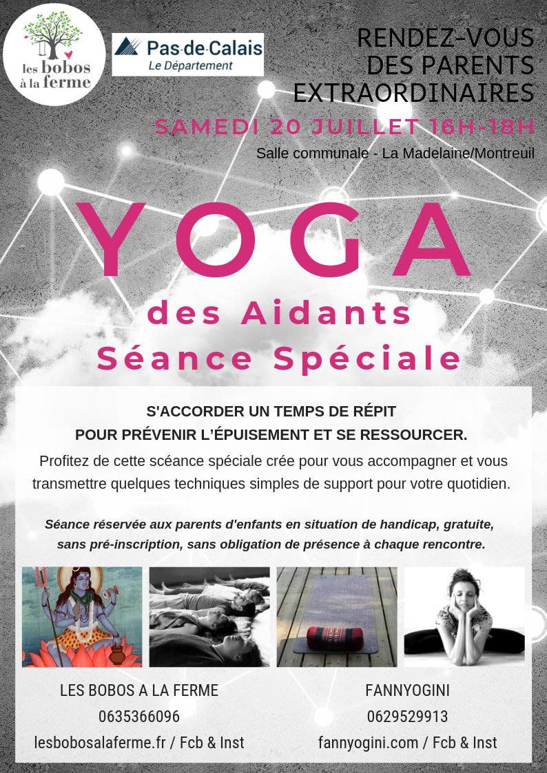 Yoga des aidants