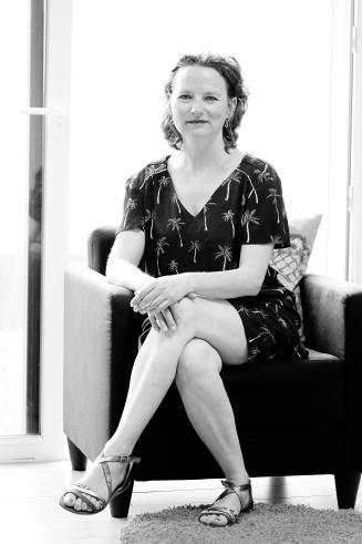 Florence Pécriaux, sophrologue